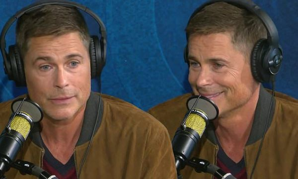 Rob Lowe calls his sex tape