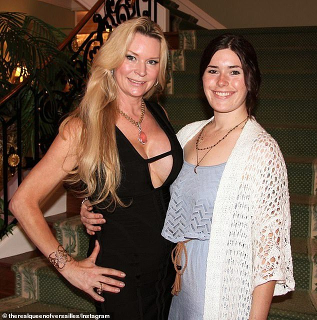 Jackie Siegel revealed that her daughter Victoria, who died of a drug overdose at the age of 18 in 2015, hated shooting for their film Queen of Versailles