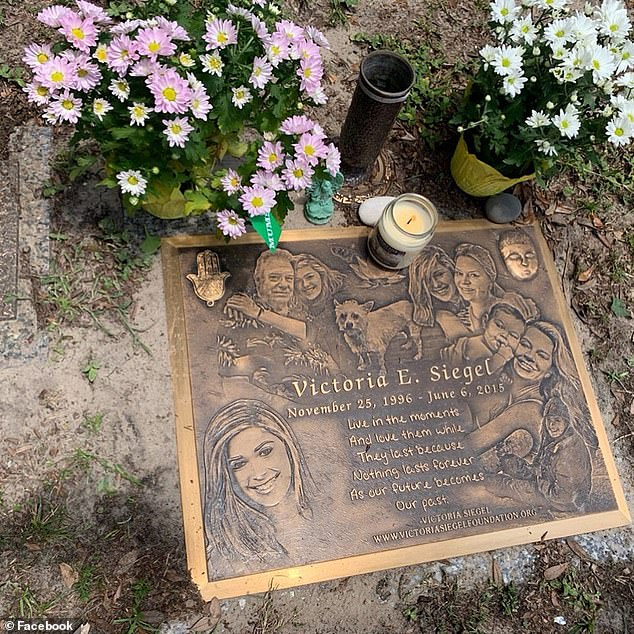 Victoria overdosed on methadone and antidepressants on June 6, 2015 while home alone as her family attended a Utah wedding. She was fresh out of rehab at the time
