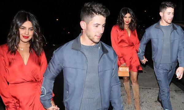Priyanka Chopra joins Nick Jonas for Jonas Brothers