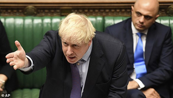 Boris Johnson saw his Brexit deal given historic initial approval by MPs - but they also torpedoed his plan to rush through the legislation implementing the plan