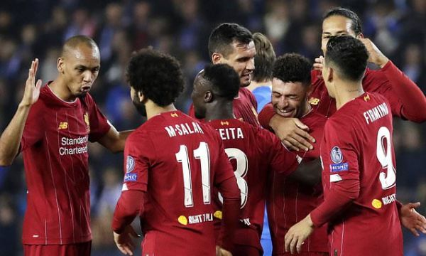 Genk vs Liverpool - Champions League 2019/20: Live score and updates