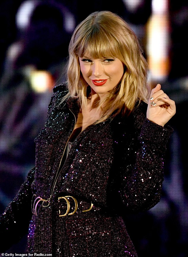 Proud: Taylor Swift expressed how 'proud' she is of her close friend Selena Gomez on the release of her new music, noting that the star has endured 'really tough' experiences