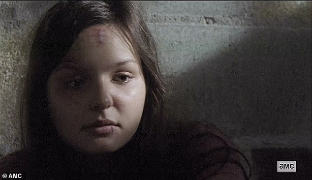 Escape helper: Lydia claimed that she helped Negan, but Daryl said he was on watch and she never left the house