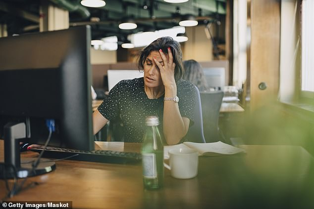 Capricorn and Aquarius should prepare for workplace tensions and disagreements with colleagues for the duration of Retrograde (stock image)