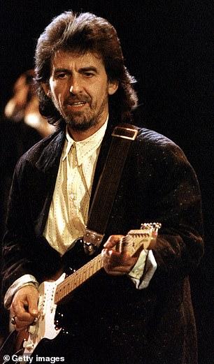 George Harrison earned $9million