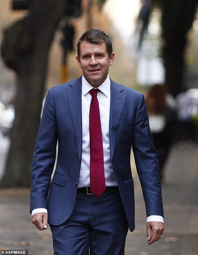 The ads are linked to a fake article which specifically attributes an interview between Mr Aly and Mr Baird (pictured) and encourages readers to buy cryptocurrency
