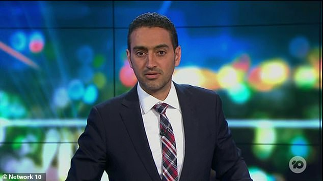 Images of Project host Waleed Aly have been used as part of a bitcoin investment scam