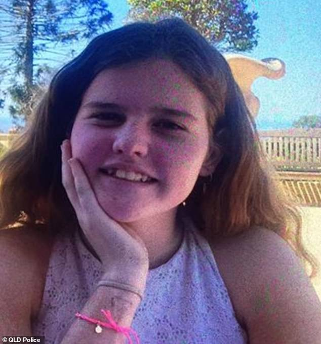Police are holding concerns over two children who have gone missing, one being a 12-year-old girl (pictured)