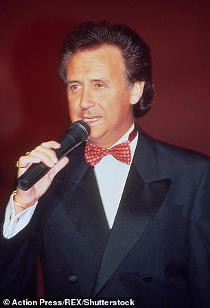 Recall: The singer, pictured in 1991, recently got the location of his German gig wrong