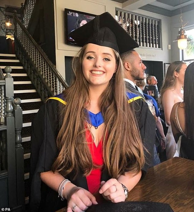 British backpacker, Grace Millane, from Essex, was on the second leg of a year-long world tour after graduating from the University of Lincoln