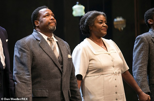 Play: Death of a Salesman has already won rave reviews from critics
