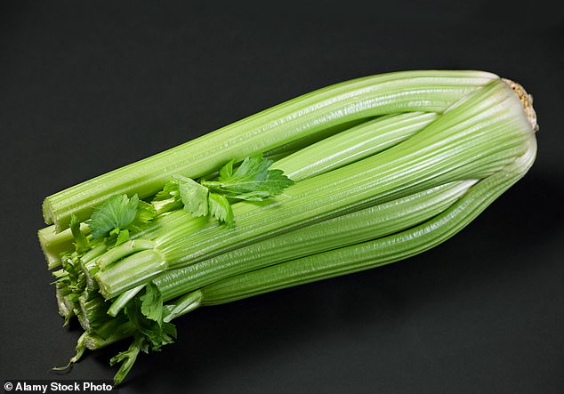 Meanwhile the popular influencer drink of celery juice appears to be impacting sales, with customers flocking to the green salad vegetable