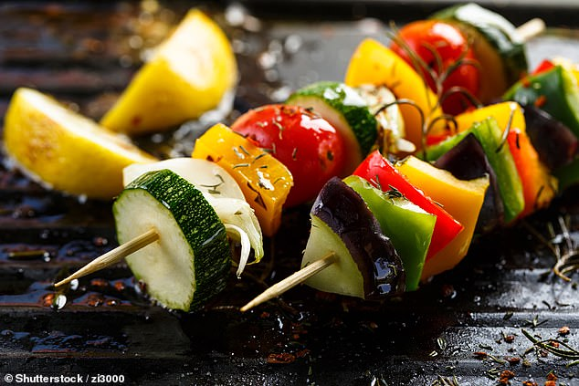 Trendy food trucks and hipster kebab stores have also given risen to a boom in skewered foods, with sales of metal skewers up 9 per cent