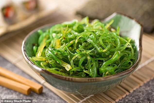 Meanwhile foods including seaweed and kelp have risen in popularity as consumers turn to the sea for their culinary inspiration