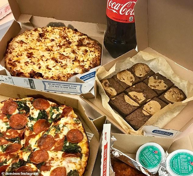 The deals extravaganza comes with something for everyone including pizza, soft drinks and the offer of free chocolate lava cake, November 17