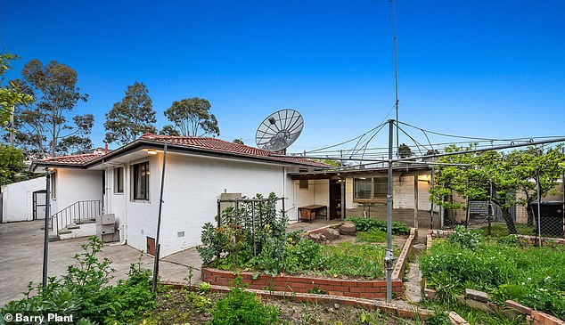 Some real estate agents took advantage of the Melbourne Cup long weekend to get the best possible result on properties they had up for auction including a three bedroom home Bulleen, Victoria (pictured)