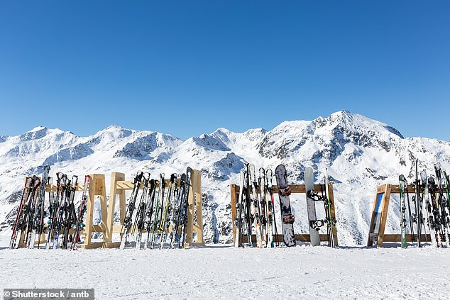 Harmful chemicals in ski wax are being eaten by animals at winter resorts and is building up across the food chain to potentially toxic rates, a study has found