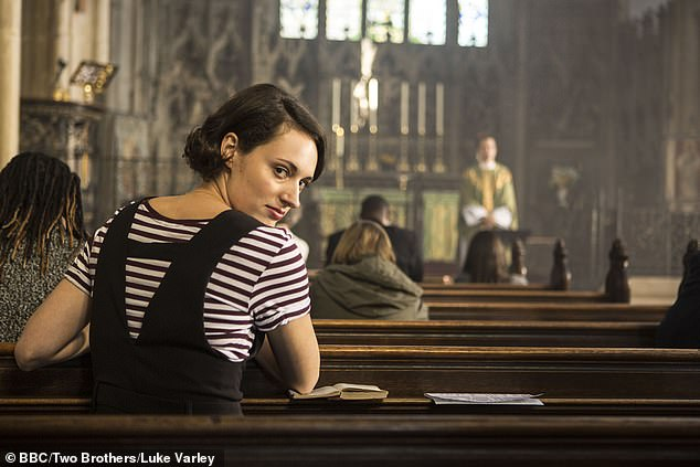 Iconic: Phoebe Waller-Bridge in her acclaimed role as Fleabag