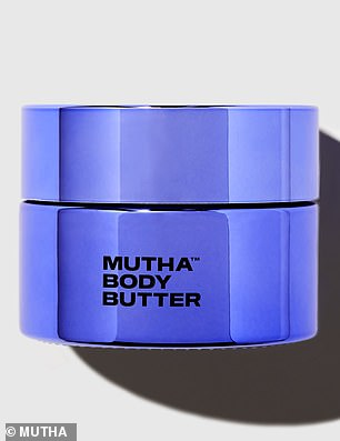Get it while it's hot! The brand launched with two products, a $95 body butter (pictured) and a $105 body oil