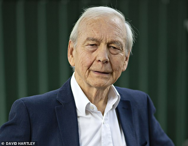 Former BBC Radio 4 Today presenter John Humphrys