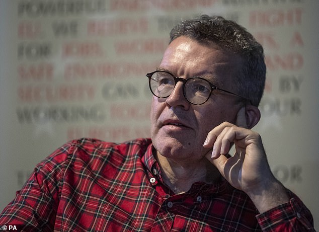 Tom Watson's meteoric rise to become Labour's No2 was tarnished by his bid to push police to investigate a VIP paedophile ring that turned out to be completely false