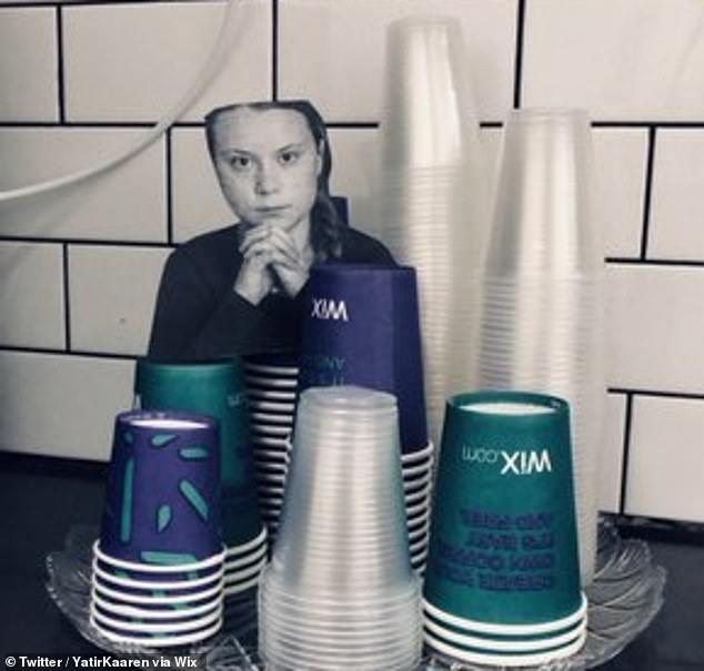 Photos Of Greta Thunberg Are Used By Israeli Company To Shame