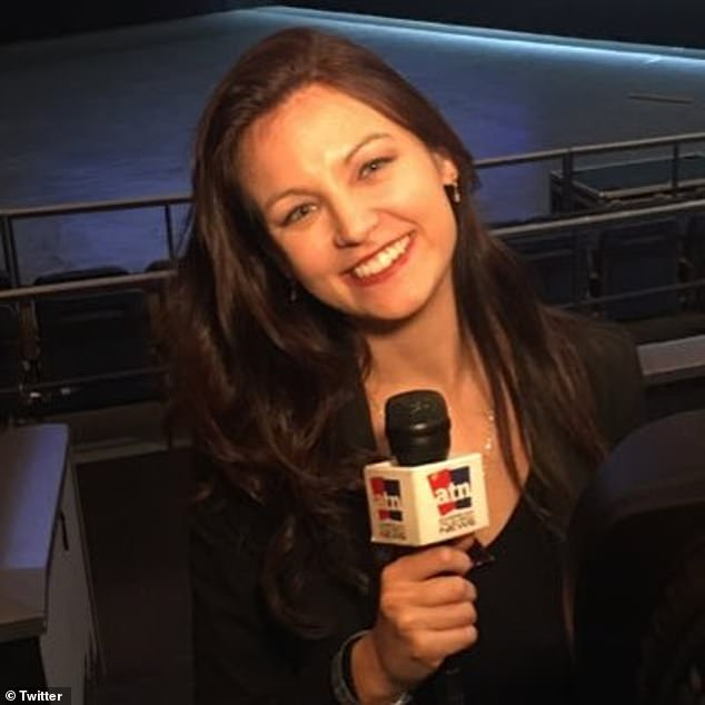 DailyMail.com can reveal the staffer is Ashley Bianco, an Emmy-winning producer, who contacted the former Fox News star directly in order to have her voice heard, a source said