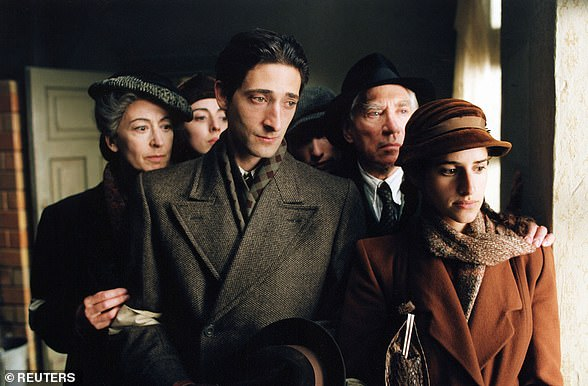Pictured is a scene from Polanski's 2002 film, The Pianist