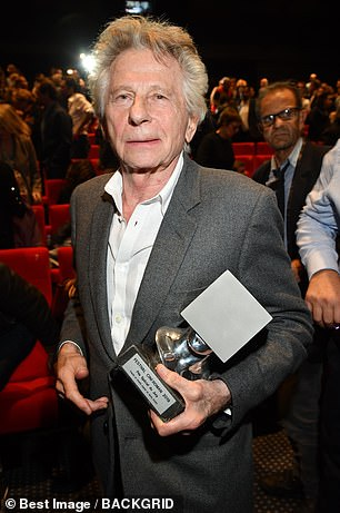 Responding to the claims, a lawyer for the director said: 'Roman Polanski firmly denies all accusations of rape'