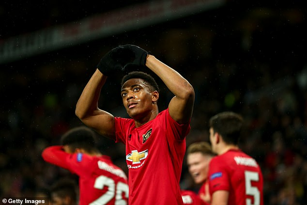 Ashley Young believes France missed a trick when Anthony Martial did not call