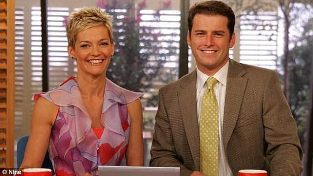 Not great: Jessica Rowe replaced Tracy in late 2005, but the lack of chemistry between the new pair meant that ratings crashed