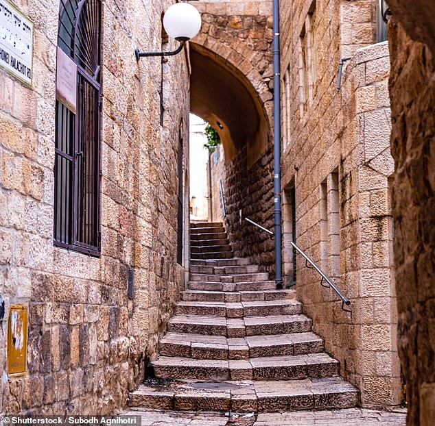 The Old City walls contain the holiest sites in Judaism and Christianity and the third most sacred site in the Islamic world