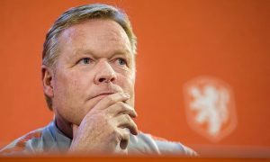 Koeman again underlines desire to take over as Barcelona manager