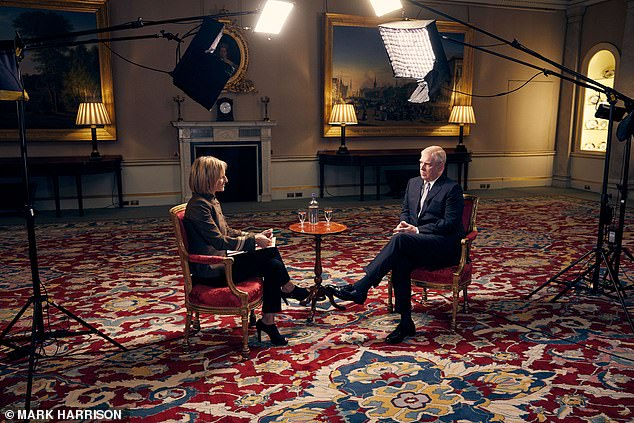 ¿The problem was the fact that once he had been convicted I stayed with him,¿ the duke told the BBC¿s Emily Maitlis