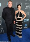 Patricia Heaton's husband accused of inappropriate conduct