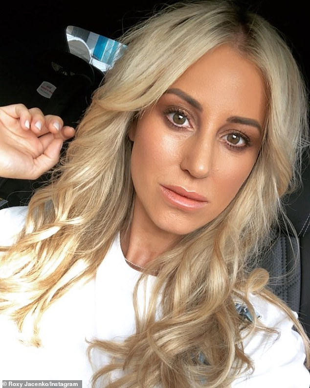 Roxy Jacenko is known for founding publicity company Sweaty Betty PR