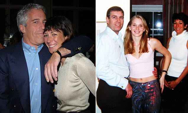 Ghislaine Maxwell reveals she hired women to massage Jeffrey Epstein