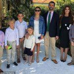 Ivanka Trump shares heartwarming snap of her three children on Thanksgiving