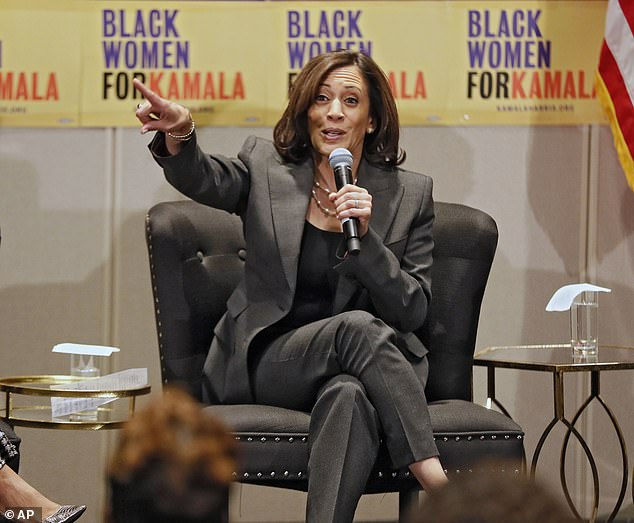 Kamala Harris' own aides and supporters are questioning her campaign tactics