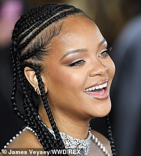 Winner: Rihanna's brand Fenty won the Urban Luxe award