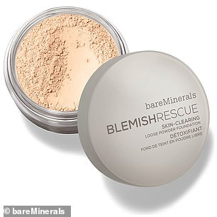bareMinerals blemish rescue for fighting acne scored 5/10 in the test