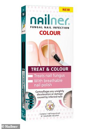 Nailner's fungal nail infection treatment scored 8/10 in the test