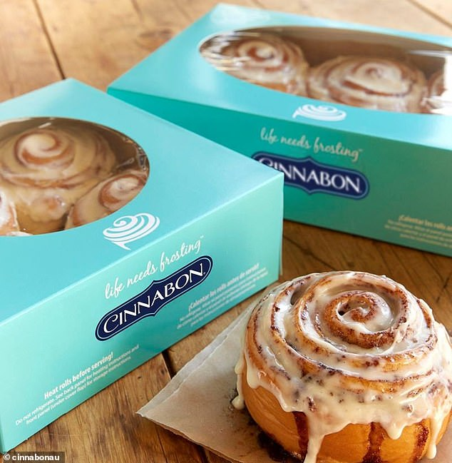 The baked treats are known the world over and are a hit because they are freshly baked in-store and use the tastiest ingredients