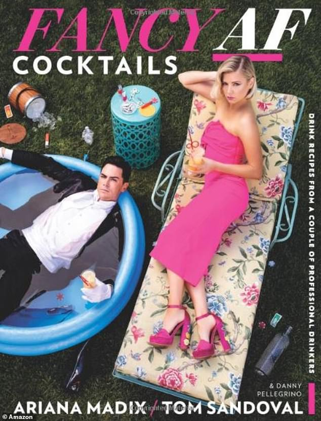 I'll drink to that! The couple weave anecdotes and imagery into each recipe, with some creations dedicated to their co-stars