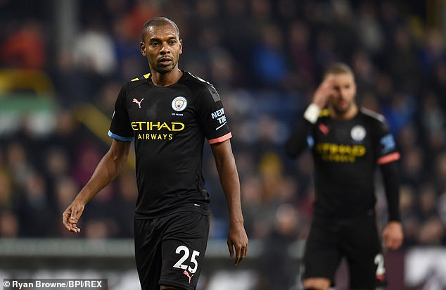 Jesus has revealed how a pep talk from Fernandinho helped him fire City to victory on Tuesday