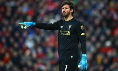 Alisson says Salah has gained 'self belief and grown up' at Anfield