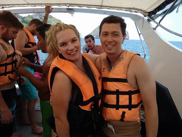 Karla Mathews (left), 32, is dead as is boyfriend Richard Elzer (right), 32, from Coffs Harbour
