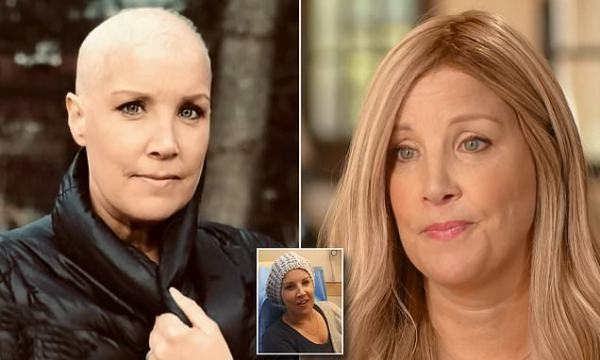 NBC correspondent reveals a DENT in her breast was 1st sign of cancer