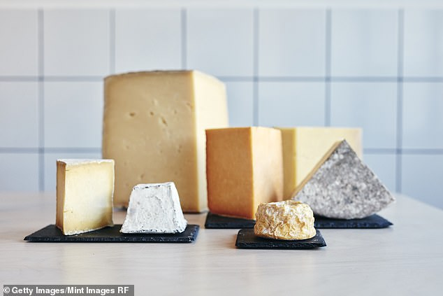 It's a myth that cheese gives us nightmares - in fact, it's a source of tryptophan, which plays a vital role in the production of serotonin and in turn melatonin, the sleep-inducing hormone